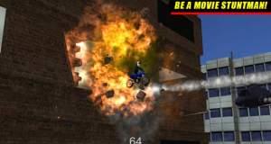"""Für mutige Stuntmänner: """"Daredevil Dave 2: Motorcycle Mayhem!"""" neu im AppStore"""