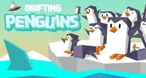 Drifting Penguins: bloß nicht im eisigen Wasser baden gehen…