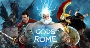 Gods of Rome: grafisch ansprechendes Prügelspiel von Gameloft
