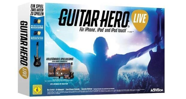 Guitar Hero Live iOS