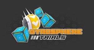 GyroSphere Trials: wischend durch schwebende Hindernis-Parkoure