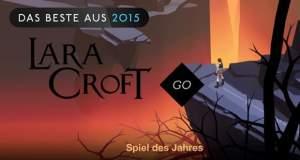 """""""Lara Croft GO"""" ist iPhone-Spiel des Jahres 2015"""