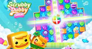 "Scrubby Dubby Saga: neues Match-3-Puzzle des ""Candy Crush Saga""-Machers"