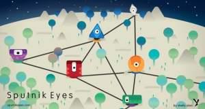 """Schönes iOS-Puzzle """"Sputnik Eyes"""" erstmals reduziert"""