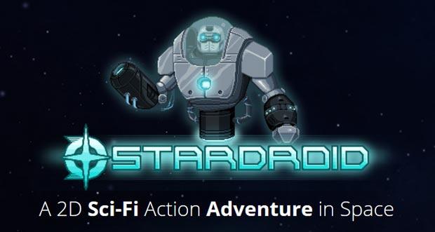 """Neues Arcade-Game """"StarDroid"""" bereits kostenlos"""