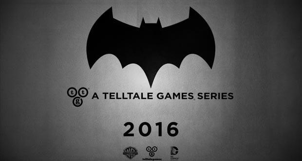 Telltale Games kündigt neues Batman-Adventure für 2016 an