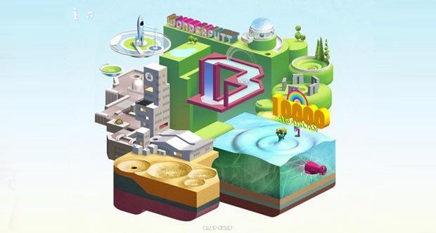 """Wundervolles Minigolf-Spiel """"Wonderputt"""" kostenlos laden"""