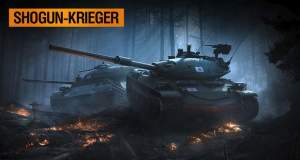 """Update für """"World of Tanks Blitz"""": japanische Panzer & neue Map """"Himmelsdorf"""""""