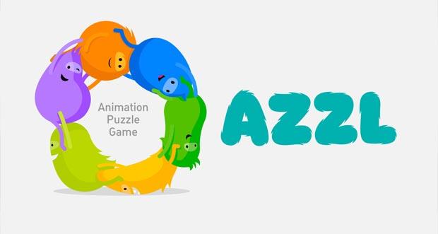 """Cartoon-Puzzle """"AZZL"""" für nur 99 Cent laden"""