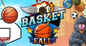 """Basket Fall: neues Highscore-Game des Entwicklers von """"Duet Game"""""""