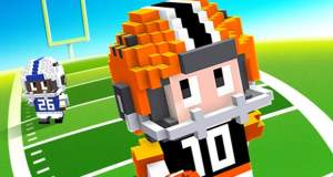 Blocky Football – Endless Arcade Runner: der Name ist Programm