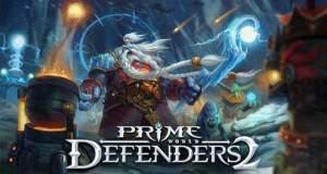 Defenders 2: neues Tower-Defense-Game mit Sammelkarten-Elementen