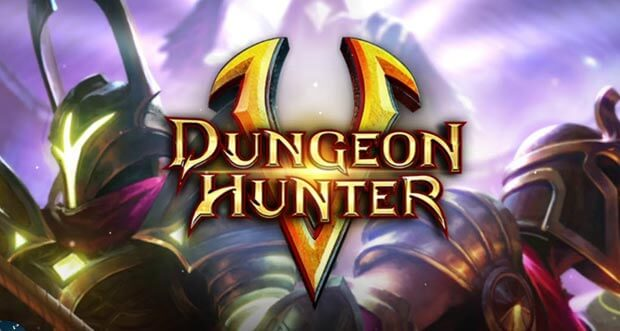 Dungeon Hunter 5 iOS Co-Op Update
