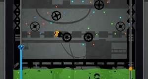 Gear Miner: verdrehte Flucht aus einer giftigen Mine