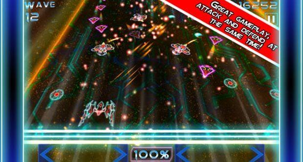 """Arcade-Shooter """"Hyperlight"""" und """"Hyperwave"""" für lau laden"""