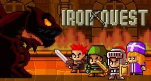 Iron Quest: neues Retro-RPG mit Waffenschmiede und Reaktionstests