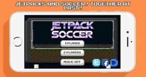 Jetpack Soccer: Multiplayer-Fußballspiel könnte Spaß machen…