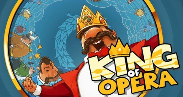 """Verrücktes Party-Game """"King of Opera"""" mal wieder kostenlos"""