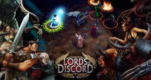 Lord of Discord: rundenbasiertes Fantasy-Strategiespiel neu von HeroCraft
