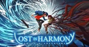 Lost in Harmony: rasantes Skater-Adventure mit Musik von Wyclef Jean