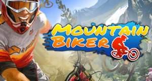 Mountain Biker: rasante Downhill-Rennen gegen virtuelle Profi-Biker