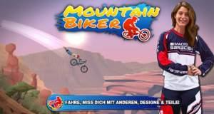 """Downhill-Rennspiel """"Mountain Biker"""" schon kostenlos"""