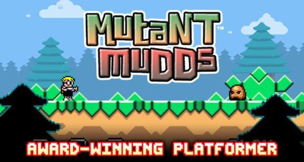 "Retro-Plattformer ""Mutant Mudds"" erhält Bugfix & 20 neue Level"