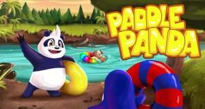 Paddle Panda: neues Endlos-Gepaddel mit einem faulen Panda