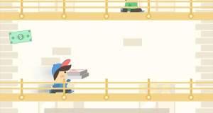 Pizza Jump: dieses Highscore-Game kann uns nicht begeistern…