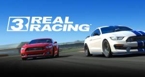 Real Racing 3: zwei neue Muscle Cars von Ford