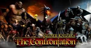 Reiner Knizia's The Confrontation: rundenbasiertes Strategie-Brettspiel neu für iPad