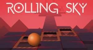 Rolling Sky: diese rollende Herausforderung hat es in sich