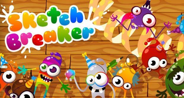 """""""Sketch Breaker"""" erhält neue Level & 3D Touch"""
