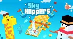 Sky Hoppers: immer nahe am Abgrund