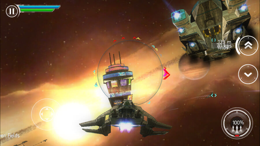 Stellar Wanderer iOS Game
