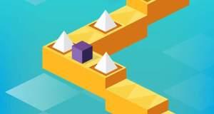 Spike Run: neues Endlos-Spiel von Ketchapp erfordert Reaktionen und Timing