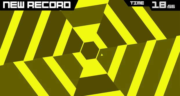 "Arcade-Hit ""Super Hexagon"" erstmals für lau laden (Update)"