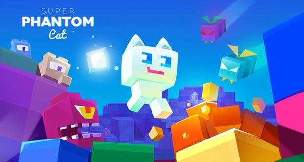 "Jump & Run ""Super Phantom Cat"" hüpft für 99 Cent zu euch"