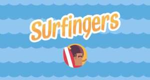 Surfingers: Wellenreiten als hektisches Highscore-Game