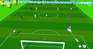 """""""TV Sports Soccer"""" neu für iOS: Tore am (endlosen) Fließband"""