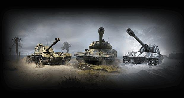 """Panzer-MMO """"World of Tanks Blitz"""" erhält Tarnung und weitere Neuerungen"""