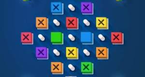 3 Cubes: minimalistisches, kostenloses Match-3-Puzzle überzeugt