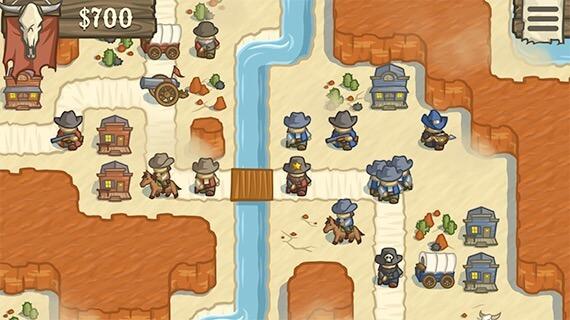 Lost Frontier iOS