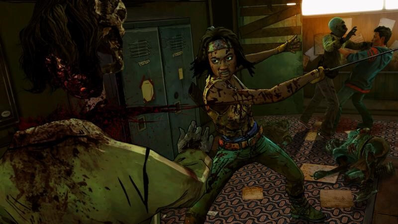 The Walking Dead: Michonne iOS