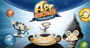 Ape Deactivate Ultimate: Reaktionsspiel von deutschem Indie-Entwickler als Premium-Download