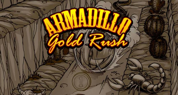 """Puzzle """"Armadillo Goldrausch"""" jetzt dank Werbeeinblendungen für lau laden"""