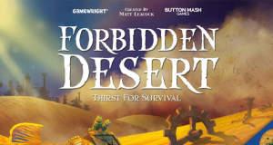 """Brettspiel """"Forbidden Desert"""" neu für iPad: nur im Team könnt ihr aus der Wüste entkommen"""