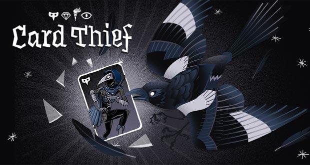 """""""Card Crawl""""-Entwickler kündigt neues Stealth-Kartenspiel """"Card Thief"""" an"""