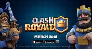 Clash Royale: weltweiter Release im März