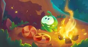 "20 neue Level für Physik-Puzzle ""Cut the Rope: Magic"""